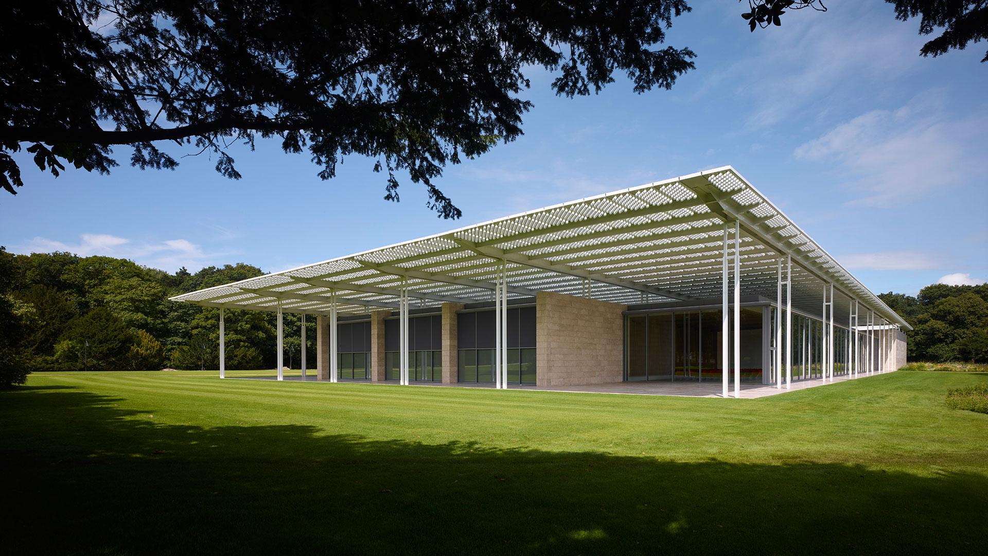 Architect Museum Museum Voorlinden