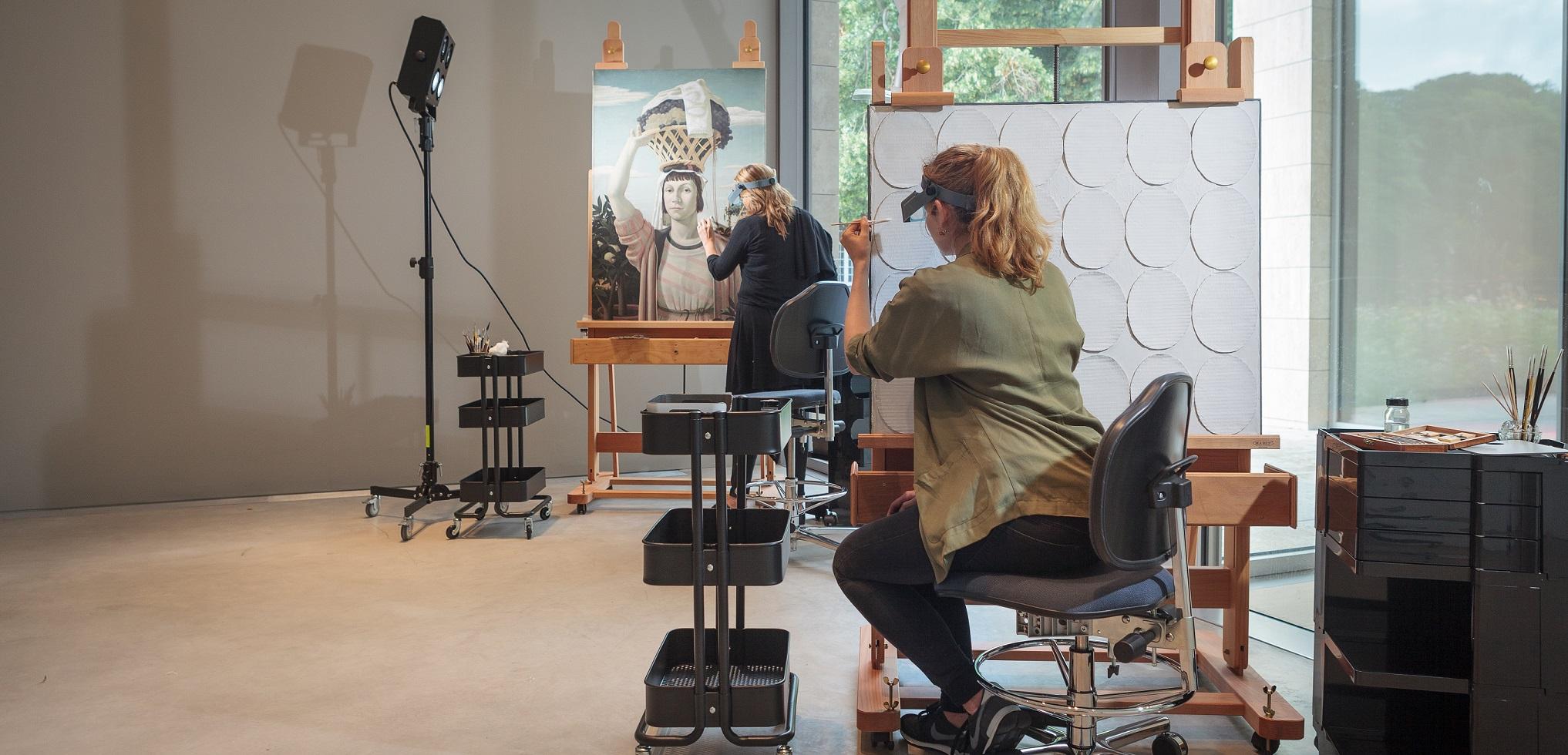 restauratie-atelier-museum-voorlinden