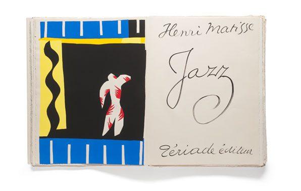 Henri Matisse (1869-1954) - Jazz (1947)