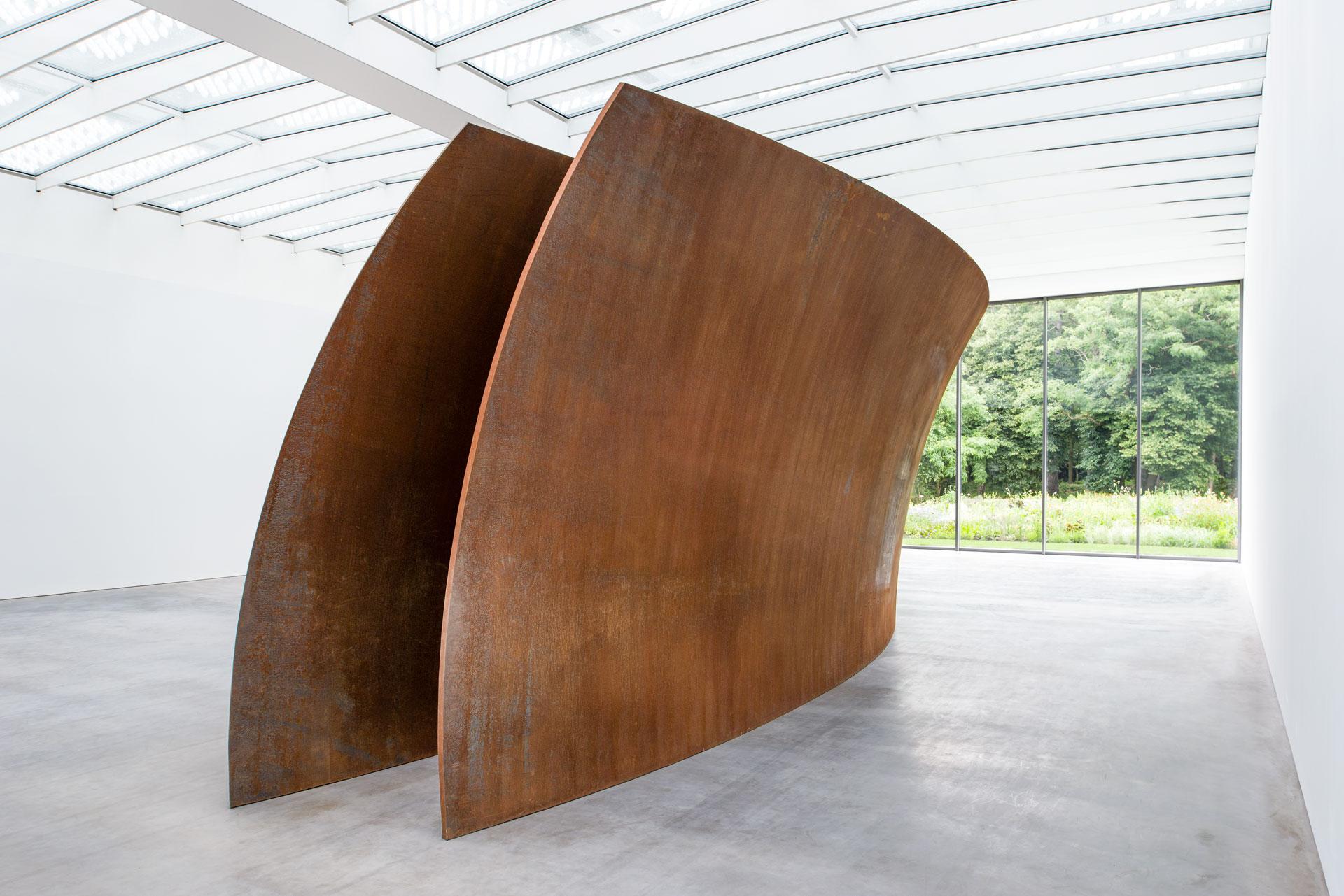 MuseumVoorlinden-RichardSerra-OpenEnded-AntoineVanKaam-1920