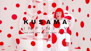 Yayoi Kusama Infinity documentaire