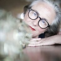 Lidewij Edelkoort gefotografeerd door Thirza Schaap Sunday Salon Voorlinden