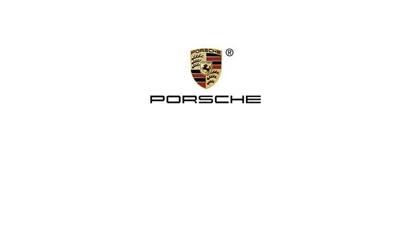 Logo porsche partners en begunstigers museum voorlinden