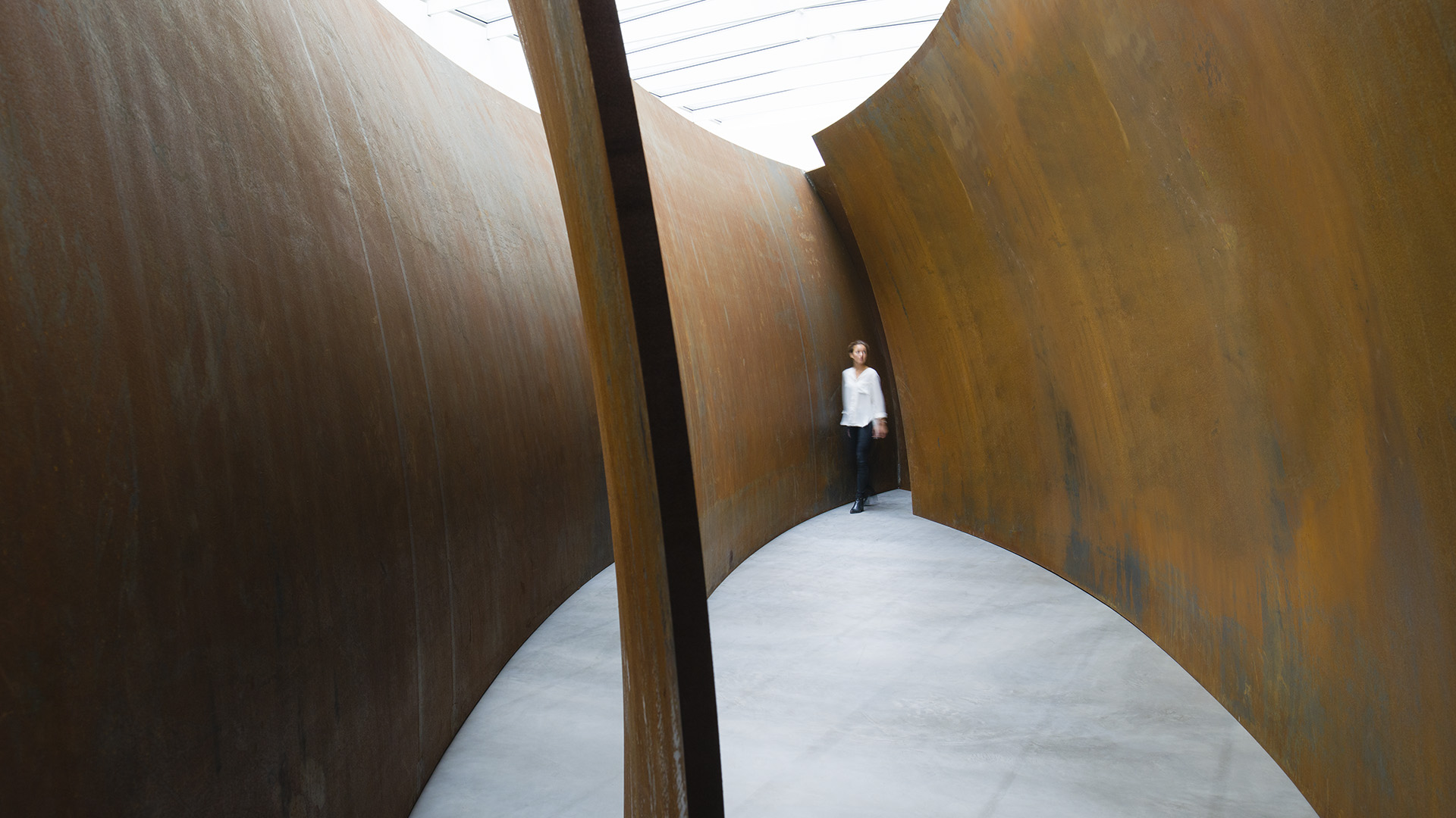 stap-in-tour-museum-voorlinden-serra-richard